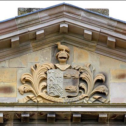 Ballyfin Heraldic Emblem
