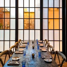 Brasserie SLO Dining Room