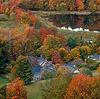 Twin Farms at Fall