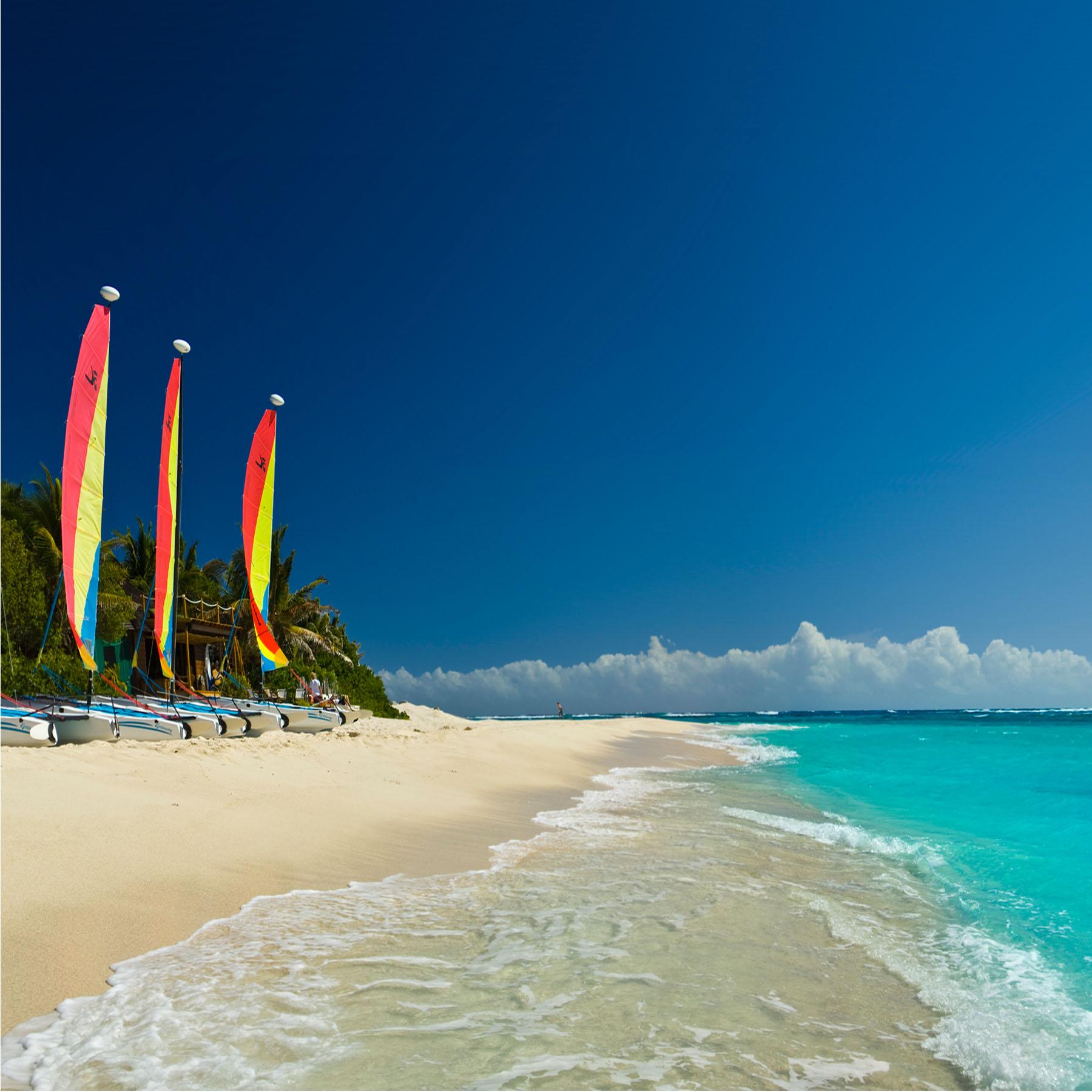 Necker Island Beach