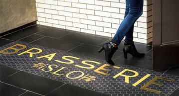 Brasserie SLO Entrance