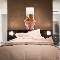 Hotel Cerro Bedroom