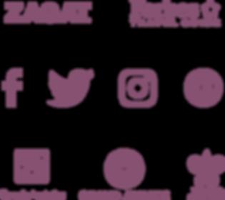 Variou marketing tool logos