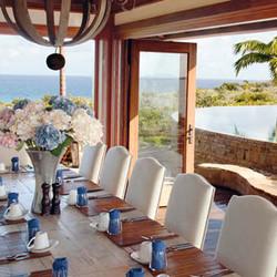 Necker Island Lunch