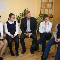 Развитие практики примирения в системе школ г.Липецка
