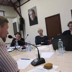 Совещание правозащитных и миротворческих организаций