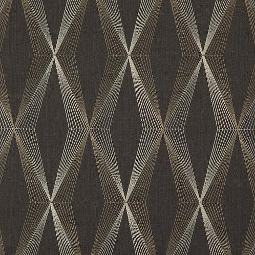 Ткань из коллекции  Geometric, Арт.Cross, Цвет: Metal