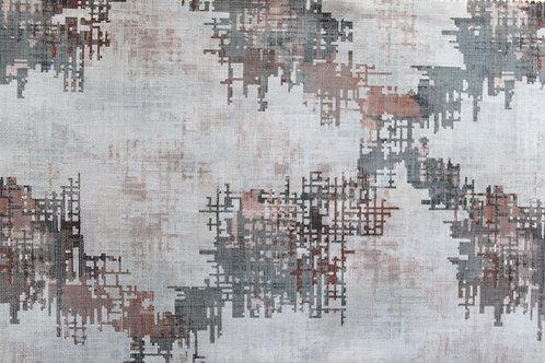 Ткань из коллекции Cotonelo Timeless D 02 Azul