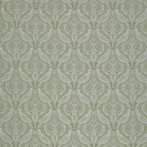 Ткань из коллекции ILIV Country Manor, Арт.Song Thrush, цв.Palm