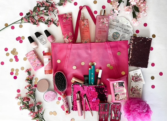 The Complete Pink Bag!!