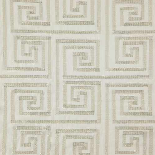 Ткань из коллекции Geometric, Арт.  Hypnotic, Цв. Ekru