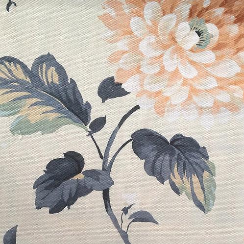 Ткань из коллекции Cotonello Cinnia A 07 Naranja