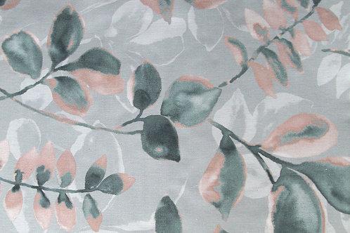 Ткань из коллекции Cotonelo Timeless C 02 Azul