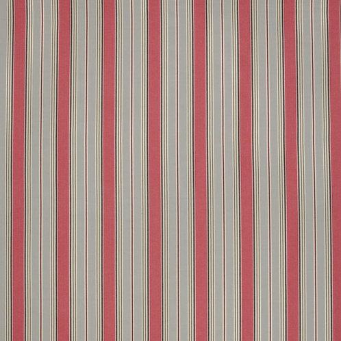 Ткань из коллекции ILIV. Каталог Country Manor,Арт. Haddon, цвет Ruby