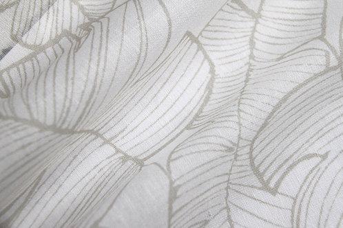 Ткань из коллекции Dolce New Tropic W 00 Blanco