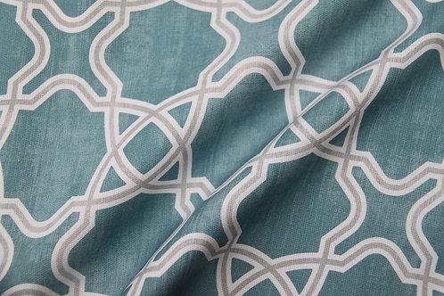 Ткань из коллекции Cotonelo Alston E 02 Azul