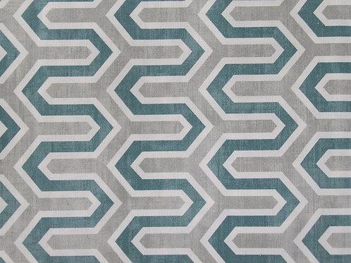 Ткань из коллекции Cotonelo Alston B 02 Azul
