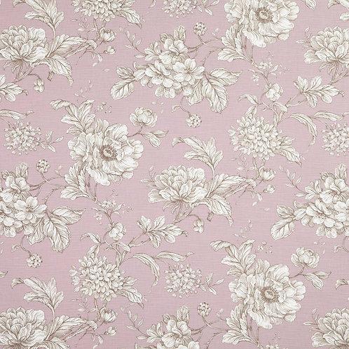 Ткань из коллекции Flower Art, Aquitaine, Dusky rose