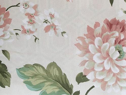 Ткань из коллекции Cotonello Cinnia A 6226 Rosa Palo