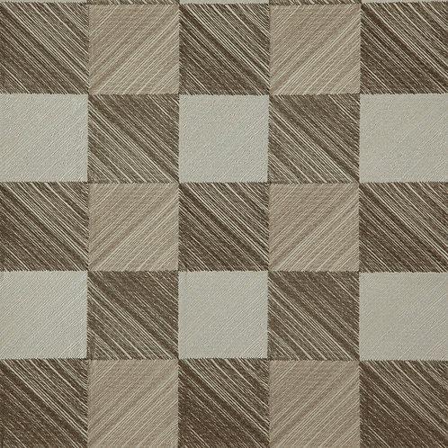 Ткань из коллекции Geometric, Арт. Quadro,clay