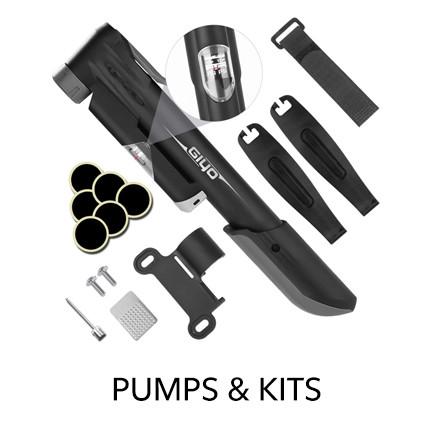 Air Pumpms and Repair Kits