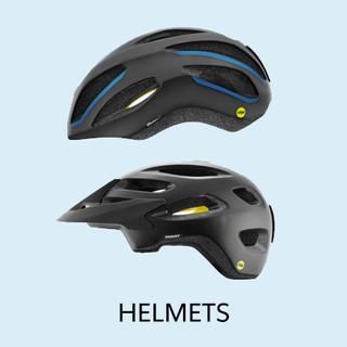 Great Variety of Helmets