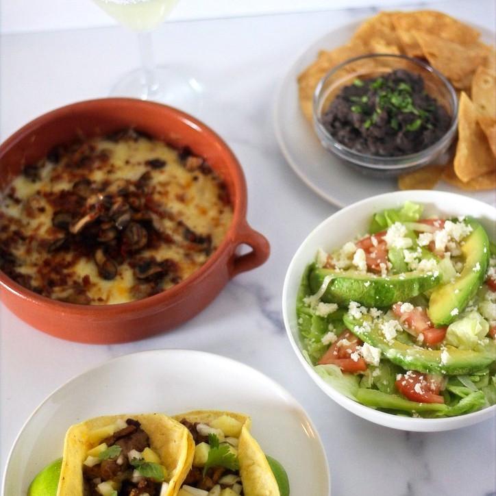 Tacos & Tequila Night ft. Melissa Arana from Vinito Reviews  - Class Recording