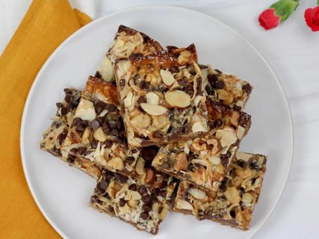 Magic Cookie Squares