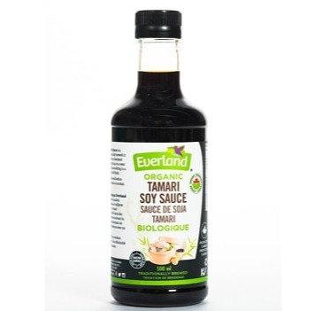 Soy Sauce - Organic - Tamari - Everland