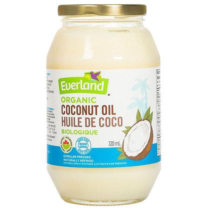 Coconut Oil - Organic - Everland