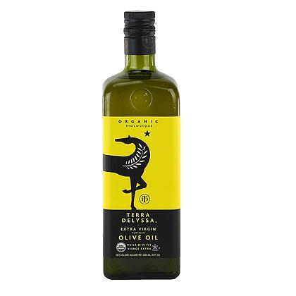 Olive Oil - Extra Virgin - Organic -Terra Delyssa