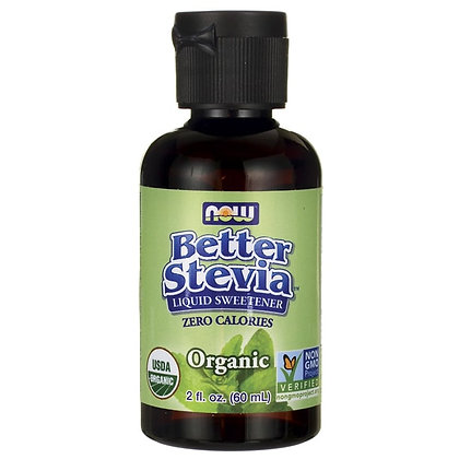 Stevia - Organic - Now Better