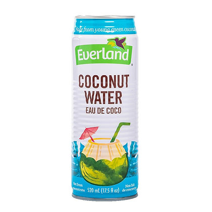 Coconut Water - 100% Natural - Everland