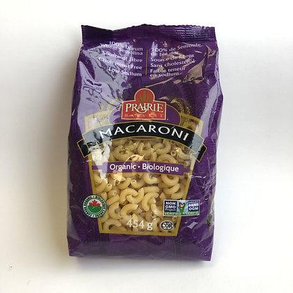 Pasta Macaroni - Organic - Durum Wheat - Prairie Harvest