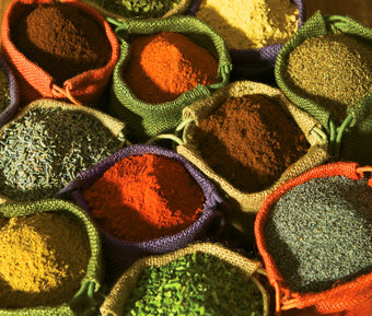 Organic Herbs & Spices