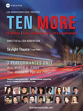 _TEN MORE_ Theatre Event. Love_Intimacy_