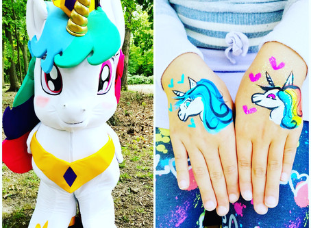 You Can Now Bring a Unicorn to Your Next Event!