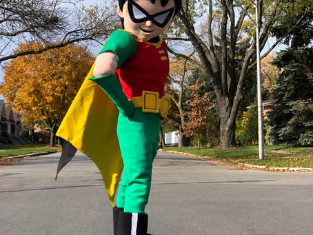 Teen Titans Go! Meet Robin