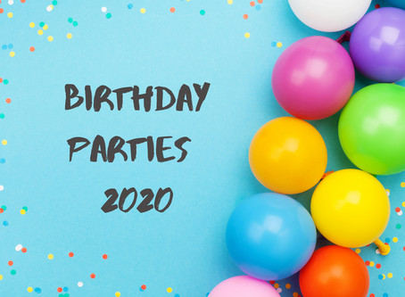 Trending: Party Themes 2020