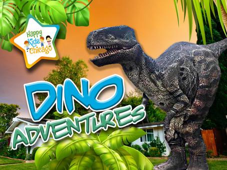 Real Dinosaur at Your Party? Meet Nora!