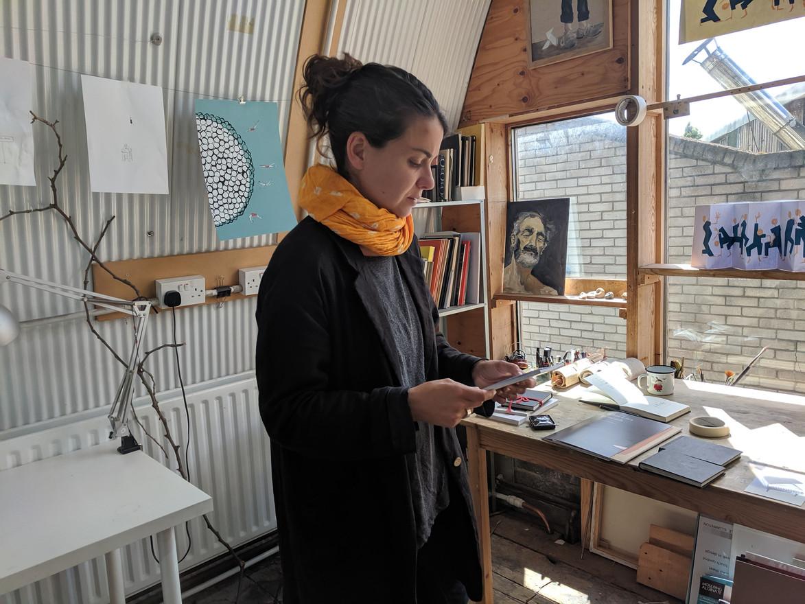 Miriam Sugranyes Interview