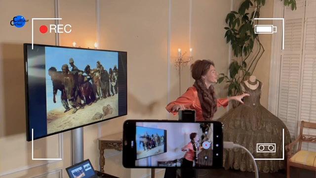 Kunstgeschiedenis cursus, cursus online, Peter de Grote en.. de Russische Schilderkunst