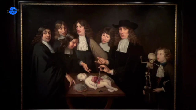 Kunstgeschiedenis cursus, cursus online, Peter de Grote en.. de anatomische les.