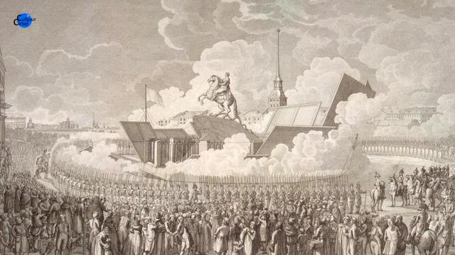 Peter de Grote cursus, kunstgeschiedenis cursus, geschiedenis cursus. Zie hier in Petersburg!