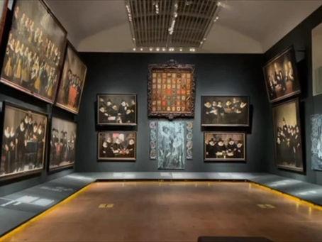 Kunstgeschiedenis cursus, cursus online, Peter de Grote in... de Hermitage in Amsterdam.