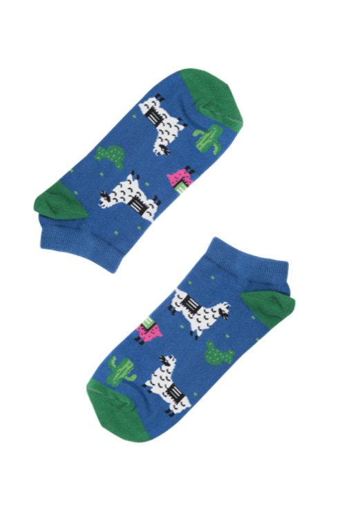 Lama Socks (short)