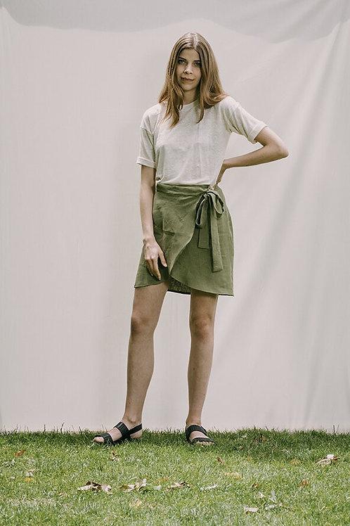 Tanja Skirt (green)