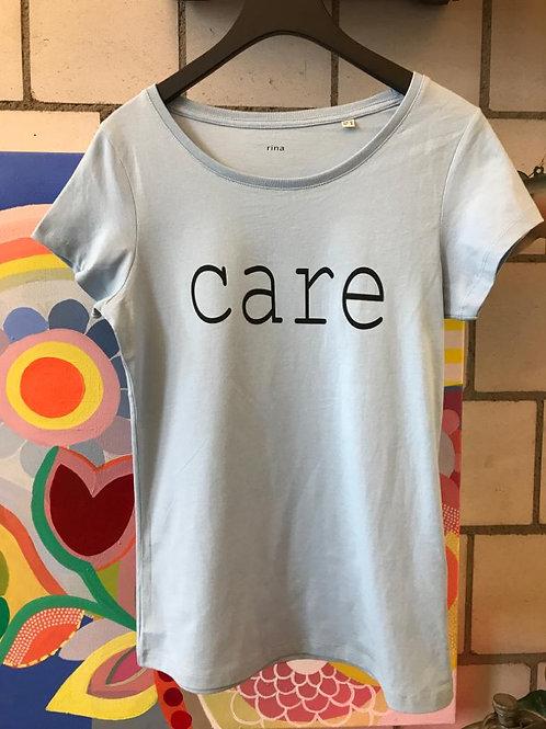 T-Shirt Women Care