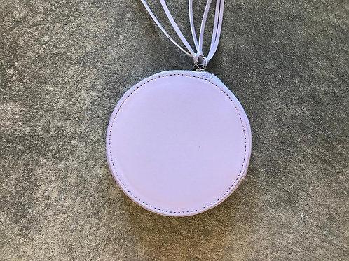 Lilac Circle Wallet