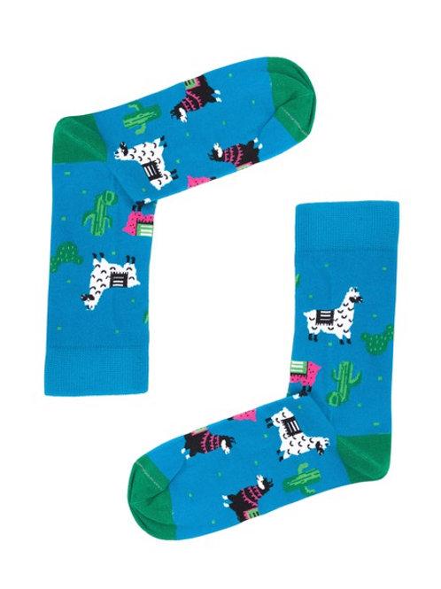 Lama Socks